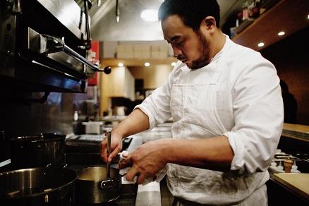 Chef David Chang