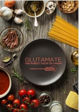 Glutamate purest taste of umami