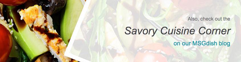 Savory Cuisine Corner